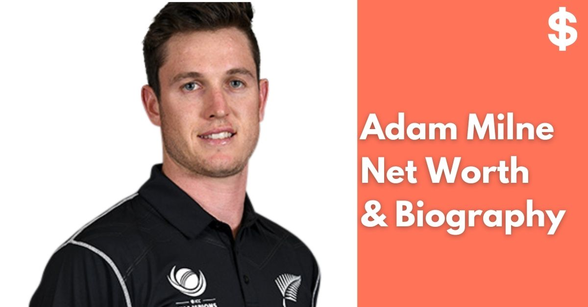 Adam Milne Net Worth   Income, Salary, Property   Biography