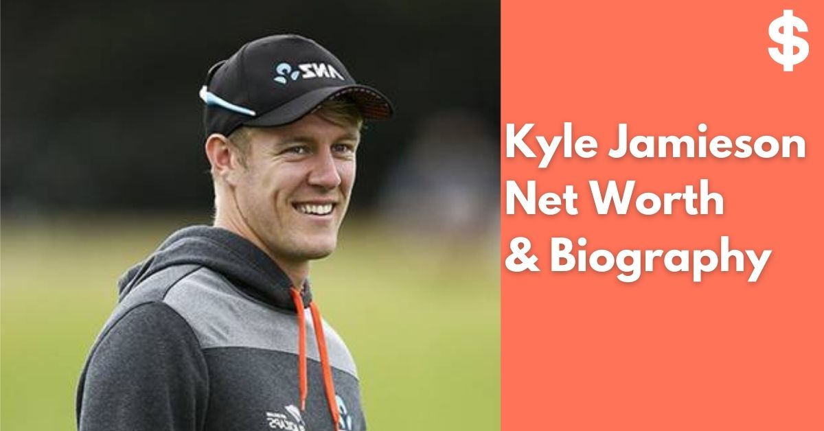 Kyle Jamieson Net Worth   Income, Salary, Property   Biography