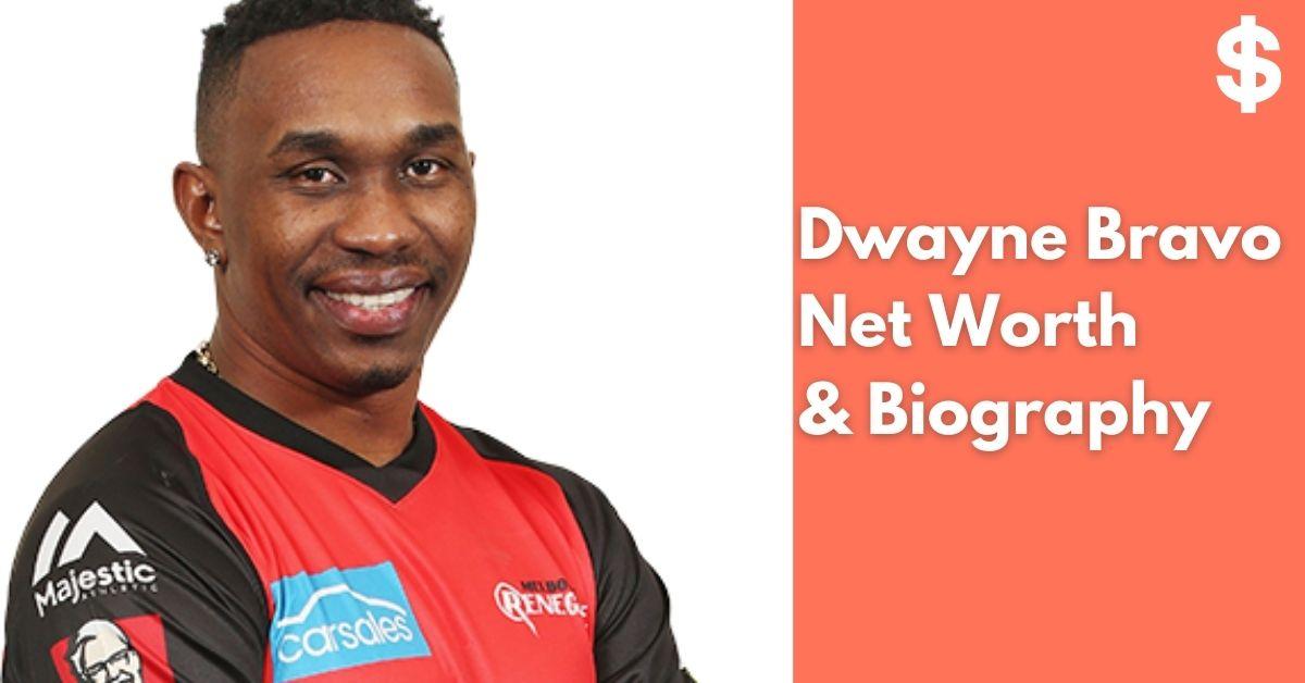 Dwayne Bravo Net Worth | Income, Salary, Property | Biography