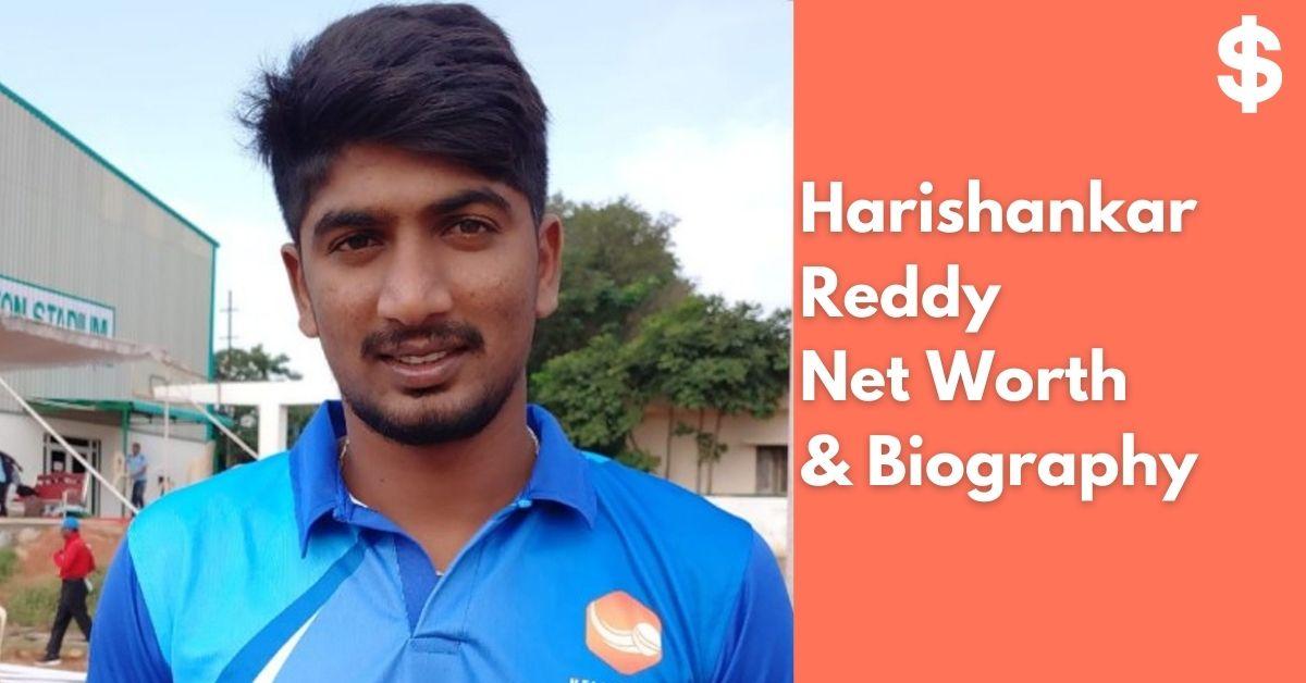 M Harishankar Reddy Net Worth | Income, Salary, Property | Biography
