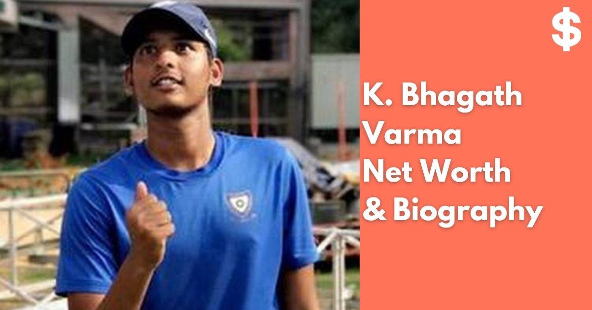 K. Bhagath Varma Net Worth | Income, Salary, Property | Biography