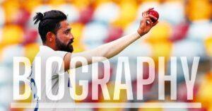 Mohammed Siraj Biography