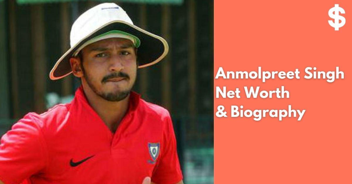 Anmolpreet Singh Net Worth | Income, Salary, Property | Biography