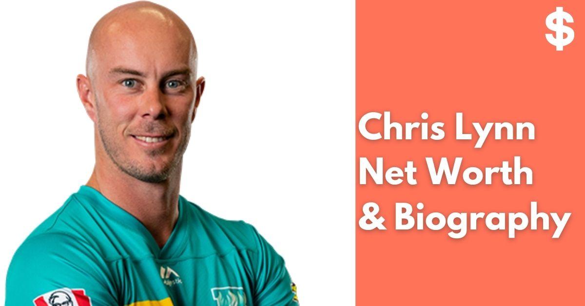 Chris Lynn Net Worth | Income, Salary, Property | Biography