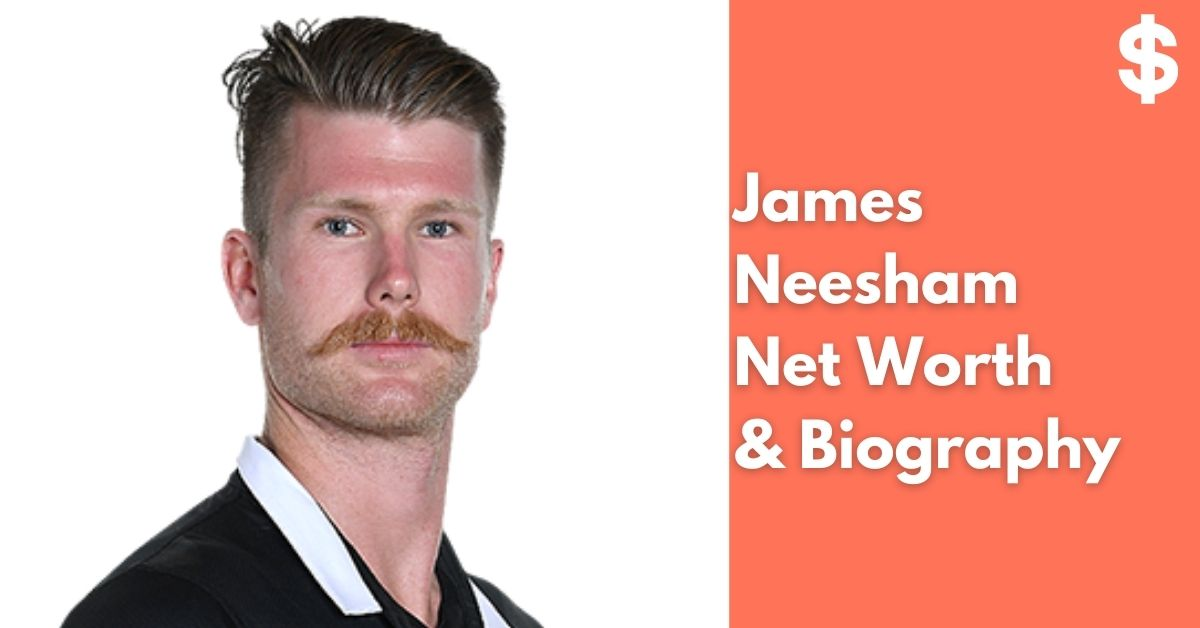 James Neesham Net Worth | Income, Salary, Property | Biography