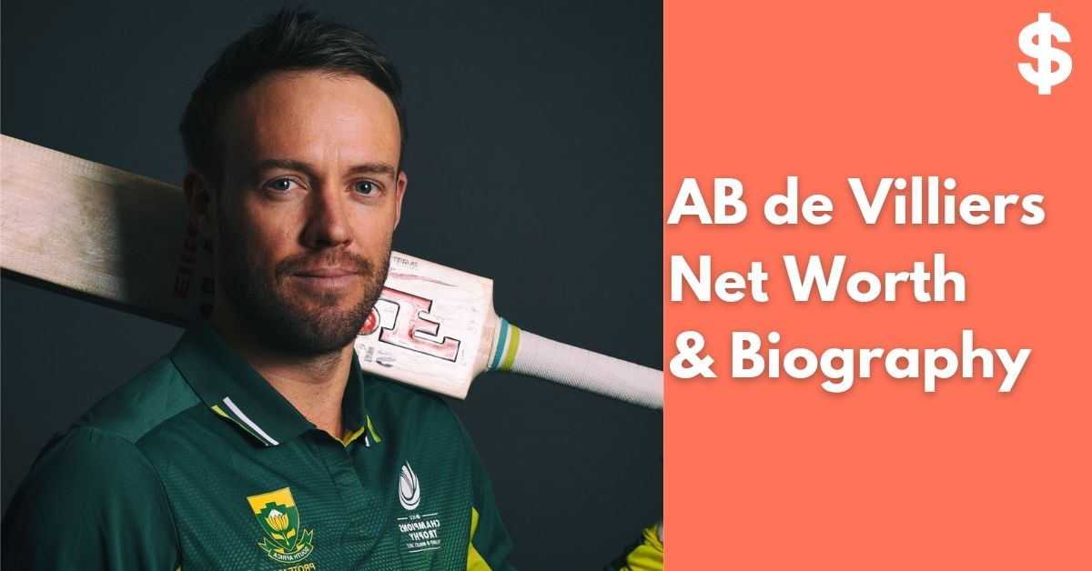 AB de Villiers Net Worth | Income, Salary, Property | Biography