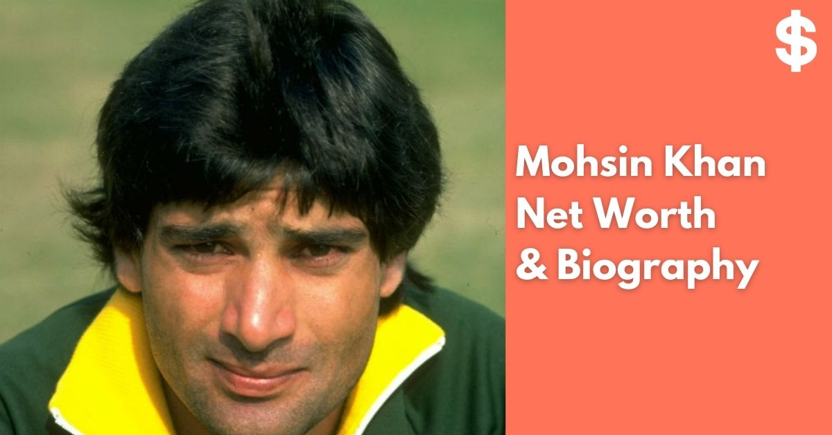 Mohsin Khan Net Worth | Income, Salary, Property | Biography