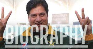 Mohsin Khan Biography