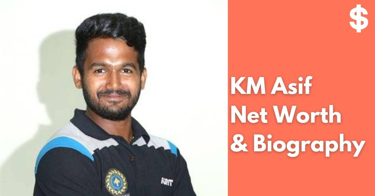 KM Asif Net Worth | Income, Salary, Property | Biography