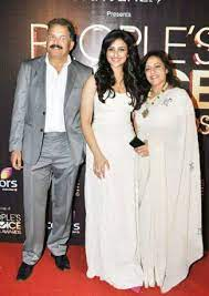 Parineeti Chopra's Family