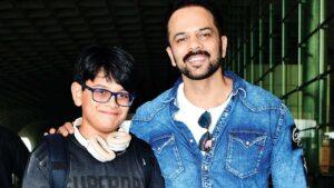 Rohit Shetty's Son