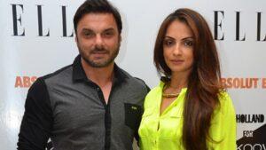Sohail Khan's Wife
