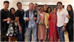 Sohail Khan's Family