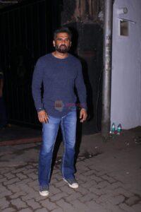 Sunil Shetty Height