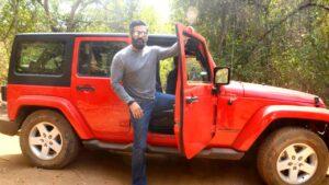 Sunil Shetty's Car Collection