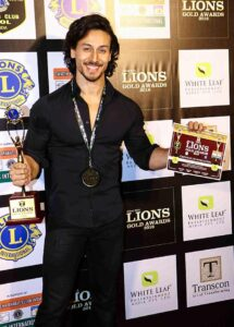 Tiger Shroff's Awards