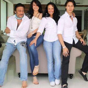 Tiger Shroff's Family