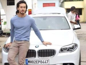 Tiger Shroff's CAr Collection