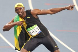 Know More About Usain Bolt