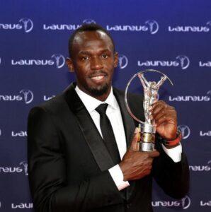 Usain Bolt's Awards