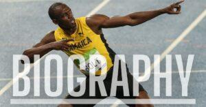 Usain Bolt's Bio