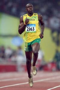 Usain Bolt's height