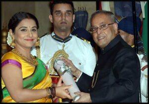Vidya Balan's Awards