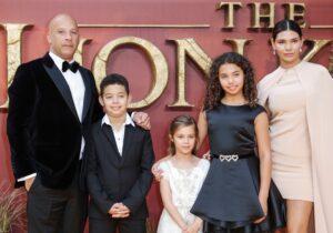 Vin Diesel's Family