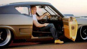 Vin Diesel's Car Collection: