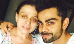 Virat Kohli's Mother