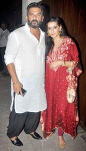 Sunil Shetty's Wife
