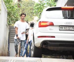 Karan Singh Grover's Car