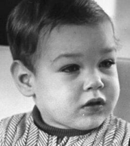 Paul Rudd's childhood image