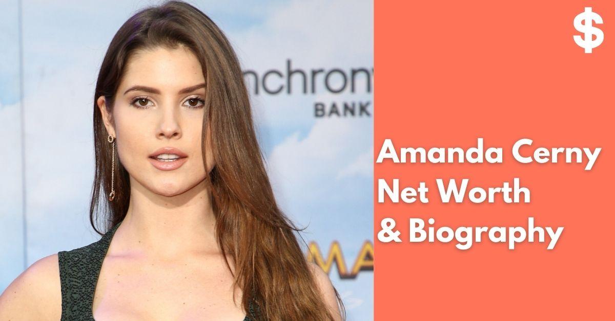 Amanda Cerny Net Worth | Income, Salary, Property | Biography