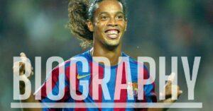 Ronaldinho Bio