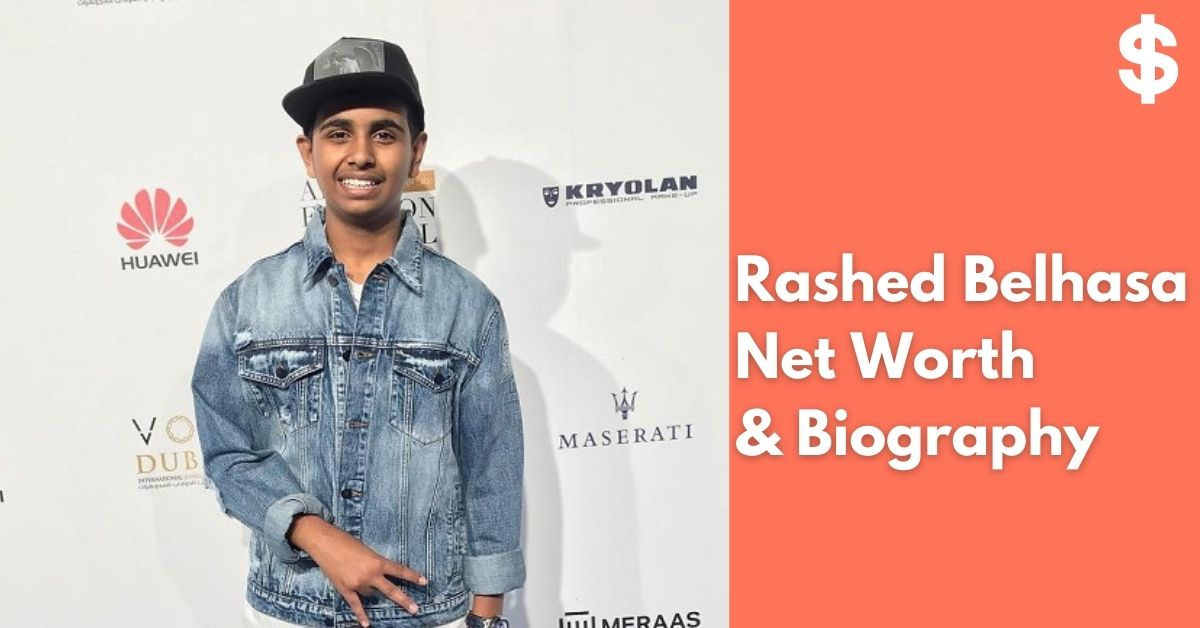 Rashed Belhasa Net Worth | Income, Salary, Property | Biography