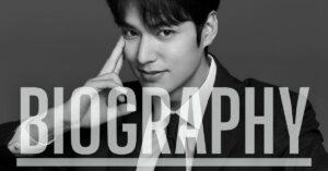Lee Min-ho Net Worth