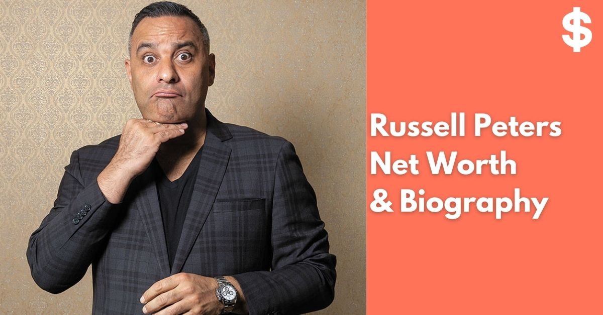 Russell Peters Net Worth | Income, Salary, Property | Biography