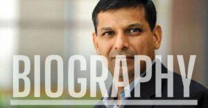Raghuram Rajan Bio