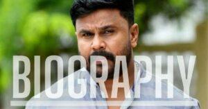 Dileep Bio