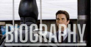 (Batman) Bruce Wayne Bio