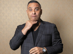 Know More About Russell Peters: