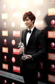 Lee Min-ho Awards