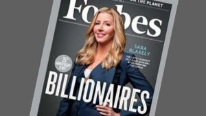 Sara Blakely in Forbes